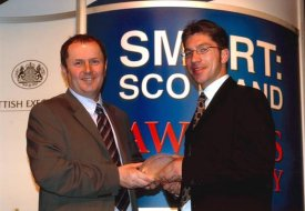 STAR-Dundee collects second SMART Award