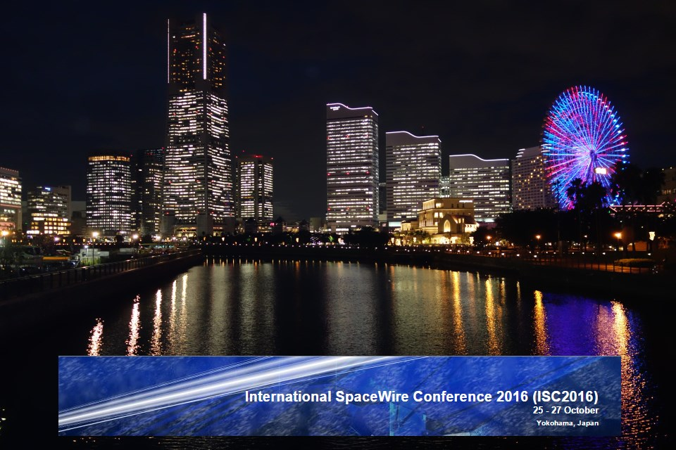 2016 International SpaceWire Conference