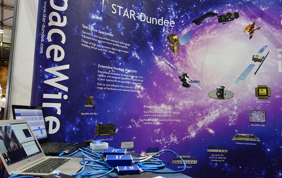 STAR-Dundee at UK Space Conference
