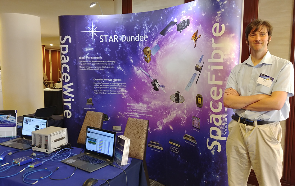 STAR-Dundee at SpaceWire Conference 2018