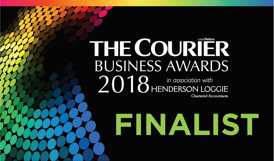 Courier Business Awards 2018 Finalist