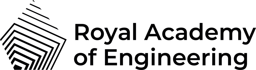 Logo of the Royal Academy of Engineering.
