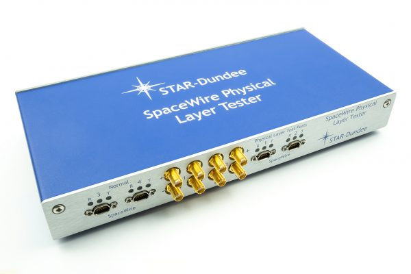 SpaceWire Physical Layer Tester - STAR-Dundee
