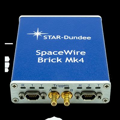 SpaceWire Brick Mk4