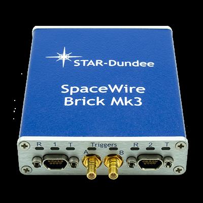 SpaceWire Brick Mk3