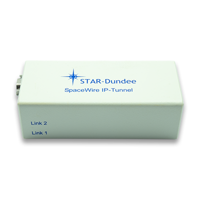 SpaceWire IP Tunnel