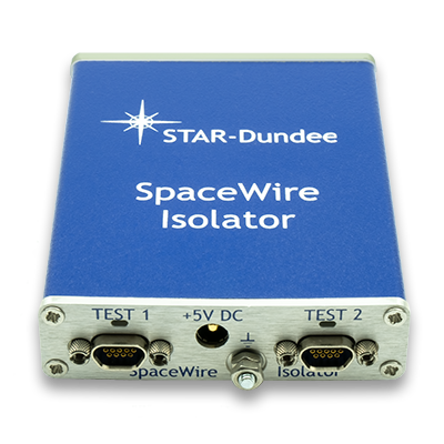 SpaceWire Isolator