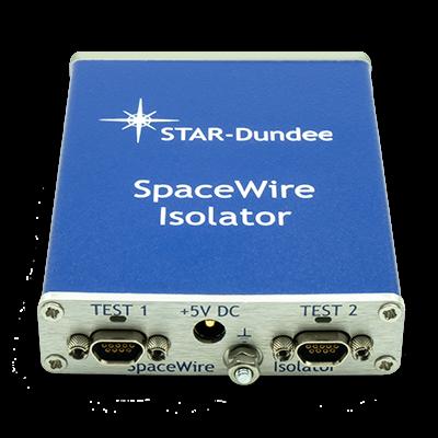SpaceWire Isolator