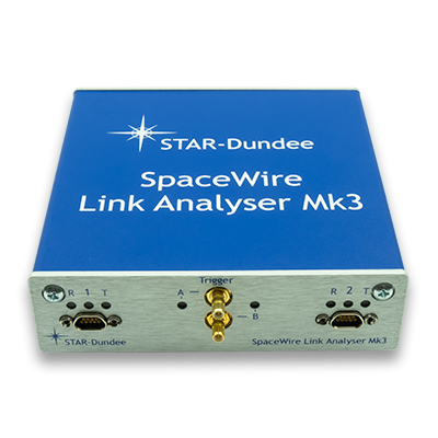 SpaceWire Link Analyser Mk3