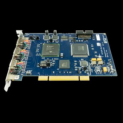 SpaceWire PCI Mk2