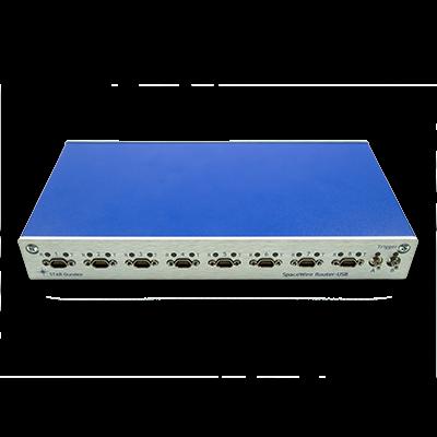 SpaceWire Router Mk2S