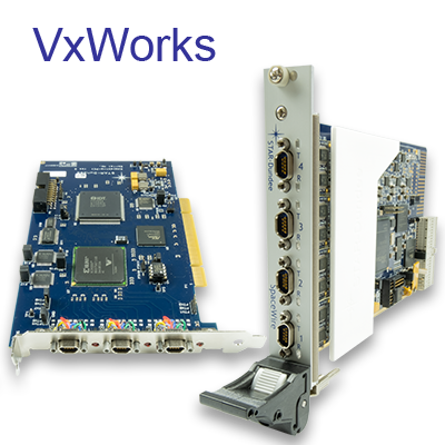 STAR-System for VxWorks
