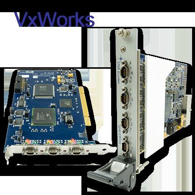 STAR-System for VxWorks